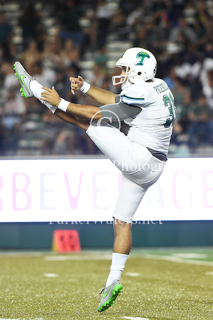 Tulane defeats Maine, 38-7, in football action at Yulman Stadium.