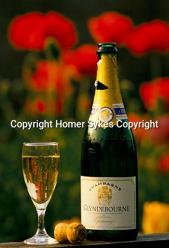 Glyndebourne own label Champagne, 1985 1980s UK.