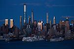 USNS Comfort Ship not longer need in New York
