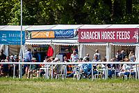 2021 GBR-Saracen Horse Feeds Houghton International Horse Trials. Hougton Hall. Norfolk. England. Sunday 30 May 2021. Copyright Photo: Libby Law Photography