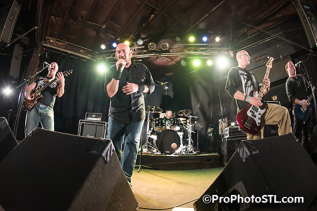 Arythma in concert at Battle for Pointfest 2014 at Pop's in Sauget, IL on Jan 11, 2014.