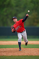 Atlanta Braves Ian Krol (62) during an intrasquad Spring Training game on March 29, 2016 at ESPN Wide World of Sports Complex in Orlando, Florida.  (Mike Janes/Four Seam Images)