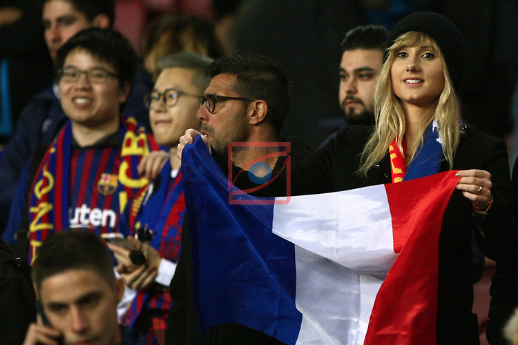 UEFA Champions League 2018/2019.<br /> Round of 16 2nd leg.<br /> FC Barcelona vs Olympique Lyonnais: 5-1.