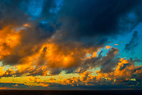 sunrise, Kapoho, The Big Island of Hawaii
