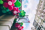 Perrier Pop Up Opening Night