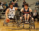 2018 National Intercollegiate Wheelchair Basketball Tourn. Illinois vs SWMS