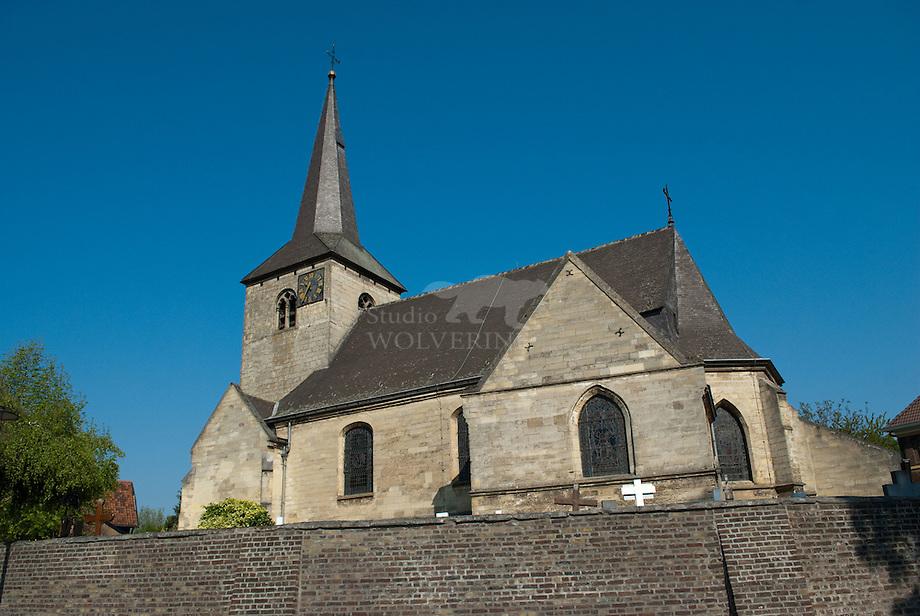 St Gertrudiskerk te St Geertruid