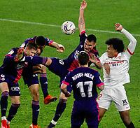 2020.12.19 La Liga Sevilla FC VS Real Valladolid
