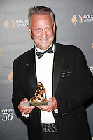 Monaco June 15 2016 56th Monte Carlo TV Festival Golden Nymphs Awards Winners Photocalls Better Serie Tv Comedie The Big Bang Theory Vance Van Petten National Executive Director