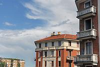 - Milan, houses in Barona district....- Milano, case nel quartiere Barona