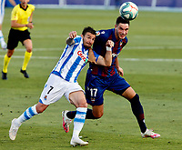 2020.07.06 La Liga Levante VS Real Sociedad