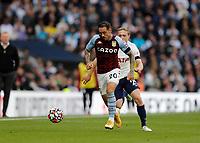 3rd October 2021; Tottenham Hotspur Stadium. Tottenham, London, England; Premier League football, Tottenham versus Aston Villa: Danny Ings of Aston Villa