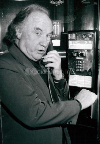 Jack Warden 1978<br /> Photo By John Barrett-PHOTOlink.net / MediaPunch