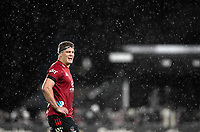 Crusaders captain Scott Barrett during the 2021 Super Rugby Aotearoa final between the Crusaders and Chiefs at Orangetheory Stadium in Christchurch, New Zealand on Saturday, 8 May 2021. Photo: Joe Johnson / lintottphoto.co.nz