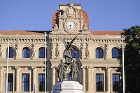 - France, French Riviera, Cannes: the Town Hall<br /> <br /> - Francia, Costa Azzurra, Cannes: palazzo del Municipio