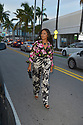 Garcelle Beauvais Sighted In Miami Beach - July 18, 2021