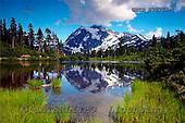 Tom Mackie, LANDSCAPES, photos, Mt. Shuksan, North Cascades National Park, Washington, USA, GBTM070334-1,#L#