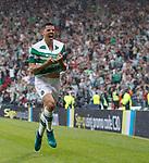 Tom Rogic scores the winner for Celtic
