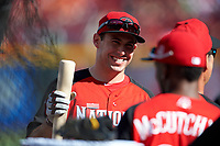 Arizona Diamondbacks Paul Goldschmidt during practice before the MLB All-Star Game on July 14, 2015 at Great American Ball Park in Cincinnati, Ohio.  (Mike Janes/Four Seam Images)
