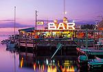USA, Florida Keys, Islamorada: Loreley Sunset Bar | USA, Florida Keys, Islamorada: Loreley Sunset Bar