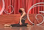 Dancer in Profile