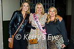Shirley Higgins from Millstreet celebrating her birthday in Killarney on Saturday, l to r: Stacy Blake, Shirley and Laura Higgins.