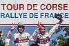 Didier AURIOL (FRA)-Bernard OCCELLI (FRA), LANCIA Delta Integrale 16v #1, TOUR DE CORSE 1990