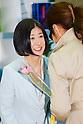 Otsuka Kagu CEO attends Big Thanks Sale at Shinjuku Showroom