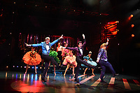 """Stephen Matthews and Gerard Horan<br /> appear in """"Strictly Ballroom the musical"""" at the Piccadilly Theatre, London<br /> <br /> ©Ash Knotek  D3396  17/04/2018"""