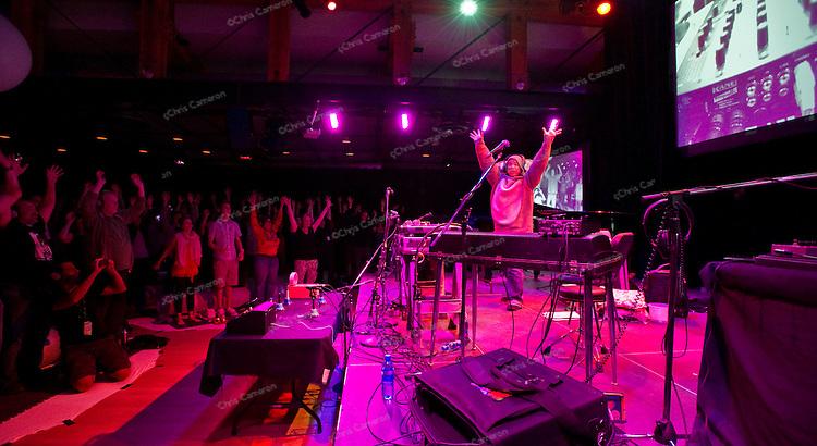 Kid Koala - Space Cadet Headphone Experience at Performance Works, Granville Island.