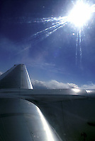 Airplane wing<br />