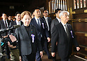 Japanese lawmakers visit controversial Yasukuni shrine for spring festival