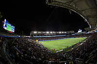 CARSON, CA - MARCH 07: Dignity Health Sports Park, Los Angeles Galaxy v Vancouver Whitecaps during a game between Vancouver Whitecaps and Los Angeles Galaxy at Dignity Health Sports Park on March 07, 2020 in Carson, California.