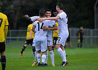 191110 ISPS Handa Premiership Football - Wellington Phoenix Reserves v Hawkes Bay United
