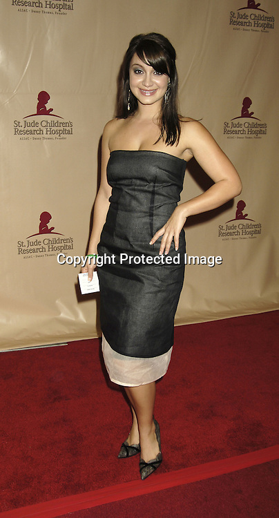 Shanelle Workman ..at the 11th Annual Daytime Television Salutes St. Jude Children's Research Hospital benefit hosted by Martha Byrne on October 14, 2005 at The New York Marriott Marquis Hotel. ..Photo by Robin Platzer, Twin Images