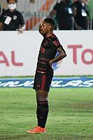 Saquarema (RJ), 27/03/2021 - Boavista-Flamengo - Vitinho jogador do Flamengo comemora seu gol,durante partida contra o Boavista,válida pela 6ª rodada da Taça Guanabara,realizada no Estádio  Elccyr Resende,distrito de Bacaxá,Saquarema (RJ),neste sábado (27).