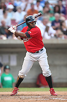 September 5, 2009: Jarred Bogany of the Quad City River Bandits. The River Bandits are the Midwest League affiliate for the St. Louis Cardinals. Photo by: Chris Proctor/Four Seam Images