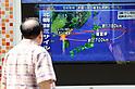 North Korea fires ballistic missile towards Hokkaido