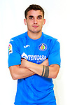 Getafe CF's Mauro Arambarri during the session of the official photos for the 2017/2018 season. September 19,2017. (ALTERPHOTOS/Acero)