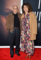 "LOS ANGELES, CA: 24, 2020: Donna Langley & Ron Meyer at the premiere of ""The Invisible Man"" at the TCL Chinese Theatre.<br /> Picture: Paul Smith/Featureflash"