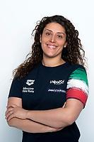 Aiello Rosaria <br /> 28/02/2020 Ostia ( Roma ) Centro Federale <br /> Portraits Italian Water Polo Women's team <br /> Photo Andrea Staccioli / Insidefoto / Deepbluemedia