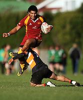 090509 Wellington Club Rugby - Rimutaka v Upper Hutt