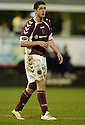 02/01/2007       Copyright Pic: James Stewart.File Name : sct_jspa15_dunfermline_v_hearts.CALUM ELLIOT ON HIS RETURN TO PLAYING FOR HEARTS...James Stewart Photo Agency 19 Carronlea Drive, Falkirk. FK2 8DN      Vat Reg No. 607 6932 25.Office     : +44 (0)1324 570906     .Mobile   : +44 (0)7721 416997.Fax         : +44 (0)1324 570906.E-mail  :  jim@jspa.co.uk.If you require further information then contact Jim Stewart on any of the numbers above.........