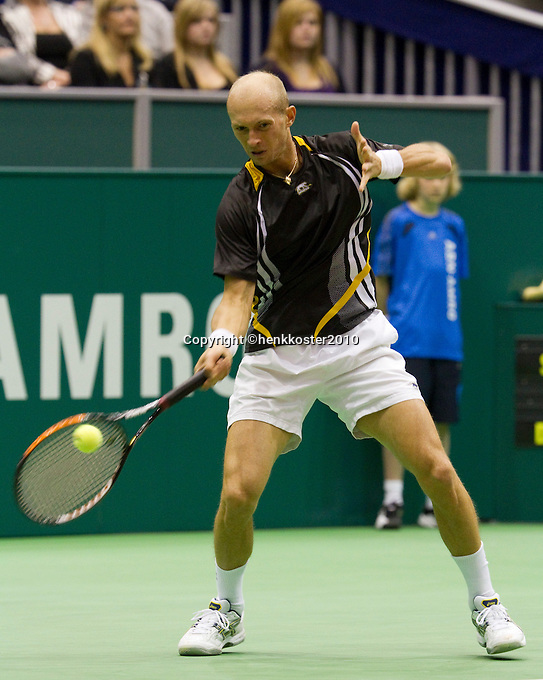 13-2-10, Rotterdam, Tennis, ABNAMROWTT, Robin Soderling, Nicolay Davydenko