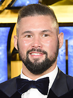 """Tony Bellew<br /> arriving for the """"Black Panther"""" premiere at the Hammersmith Apollo, London<br /> <br /> <br /> ©Ash Knotek  D3376  08/02/2018"""