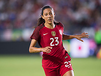 Carson, CA - August 3, 2017: The USWNT defeated Japan 3-0 during the final game of the Tournament of Nations in StubHub Center.