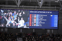 OLYMPIC GAMES: PYEONGCHANG: 19-02-2018, Gangneung Oval, Long Track, 500m Men, ©photo Martin de Jong