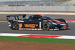 Max Angelelli (10), Driver of Wayne Taylor Racing Corvette in action during the Grand-Am of the Americas race at the Circuit of the Americas race track in Austin,Texas...