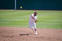 Stanford Softball v University of Arizona, April 3, 2021