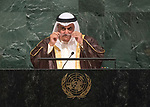 72 General Debate – 23rd of September  2017<br /> <br /> H.E, Shaikh Khalid Bin Ahmed ALKHALIFA<br /> Minister for Foreign Affairs of<br /> BAHRAIN